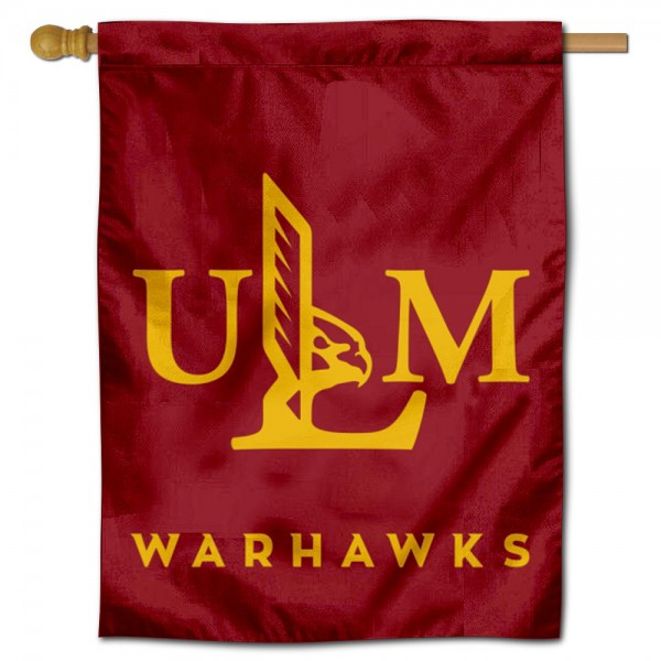 University of Louisiana at Monroe House Flag
