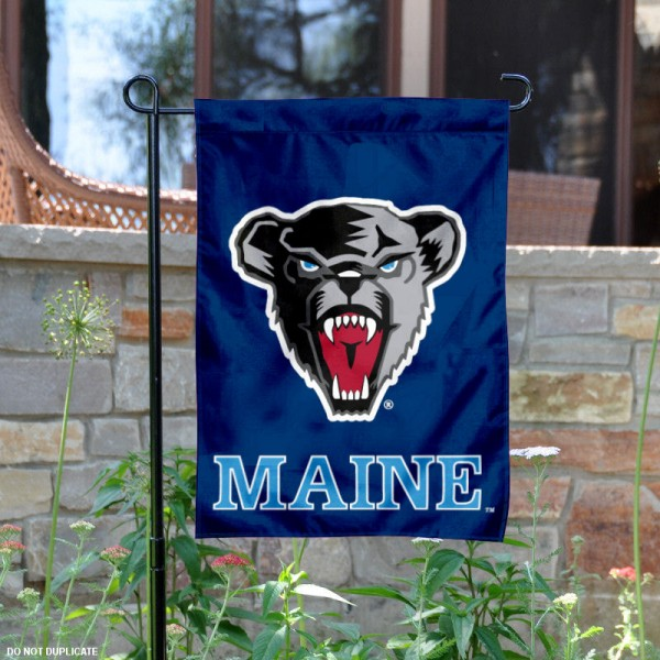 University of Maine Garden Flag
