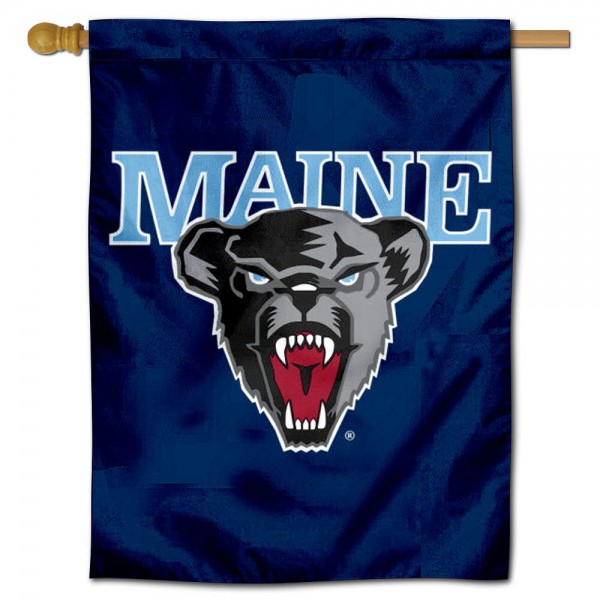 University of Maine House Flag