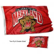 University of Maryland Flag - Stadium