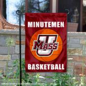 University of Massachusetts Basketball Garden Flag