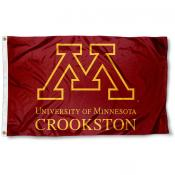 University of Minnesota Crookston 3x5 Foot Pole Flag