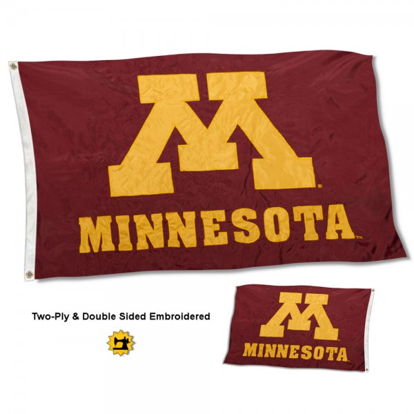 University of Minnesota Flag - Stadium