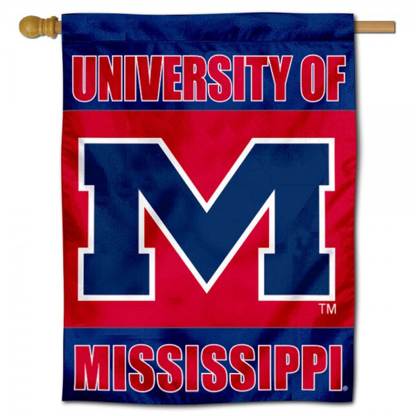 University of Mississippi House Flag