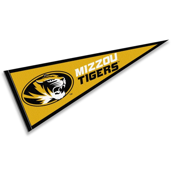 University of Missouri Gold Pennant