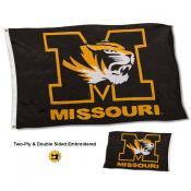 University of Missouri Stadium Flag