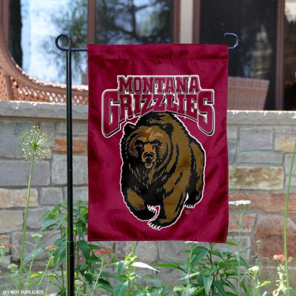 University of Montana Garden Flag