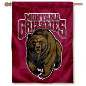 University of Montana House Flag