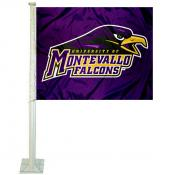University of Montevallo Car Flag