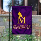 University of Montevallo Insignia Double Sided Garden Flag