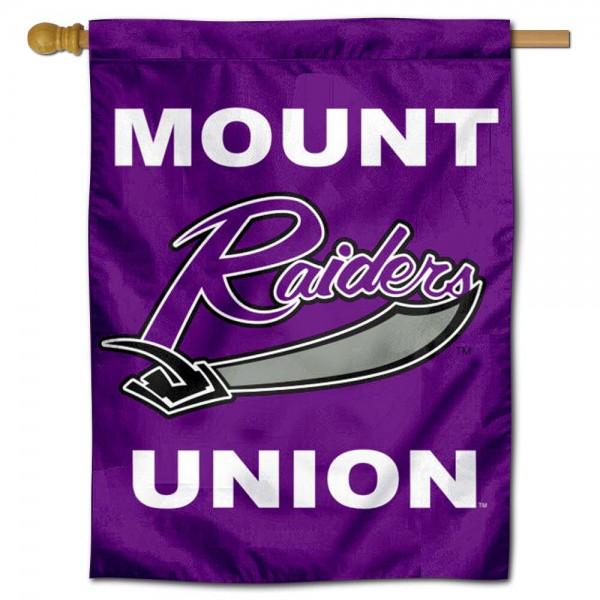 University of Mount Union House Flag