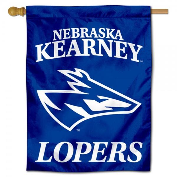 University of Nebraska Kearney House Flag
