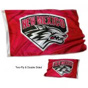 University of New Mexico Flag - Stadium