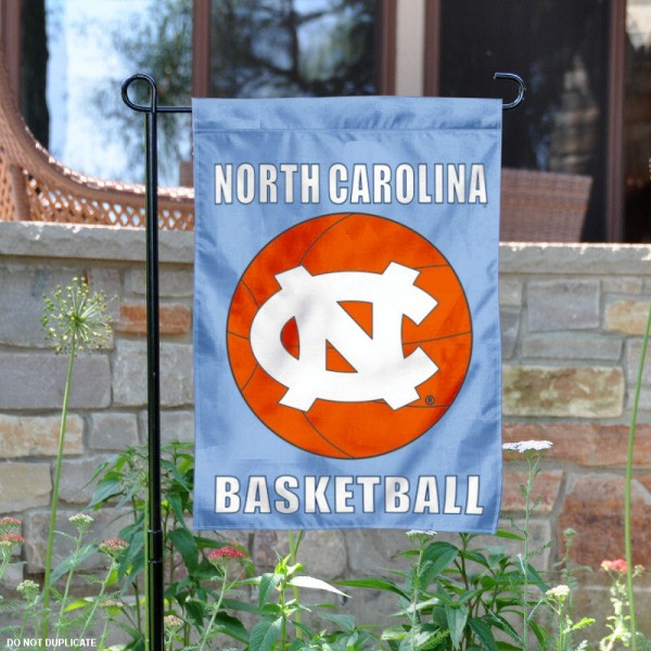 University of North Carolina Basketball Garden Flag