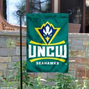 University of North Carolina Wilmington Garden Flag