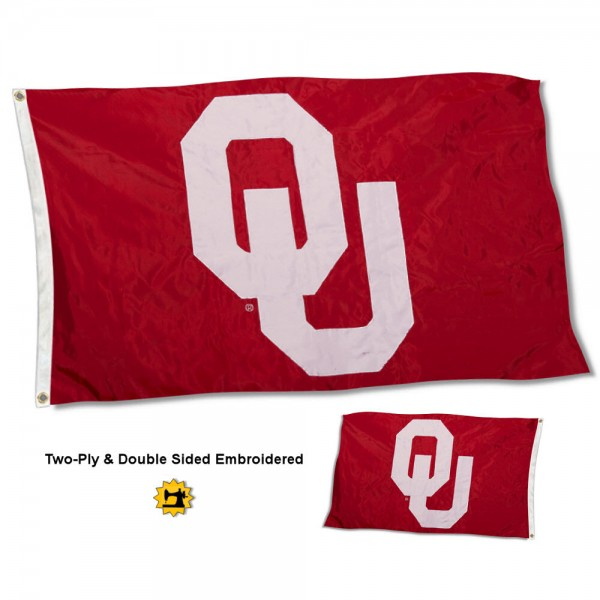 University of Oklahoma Flag - Stadium