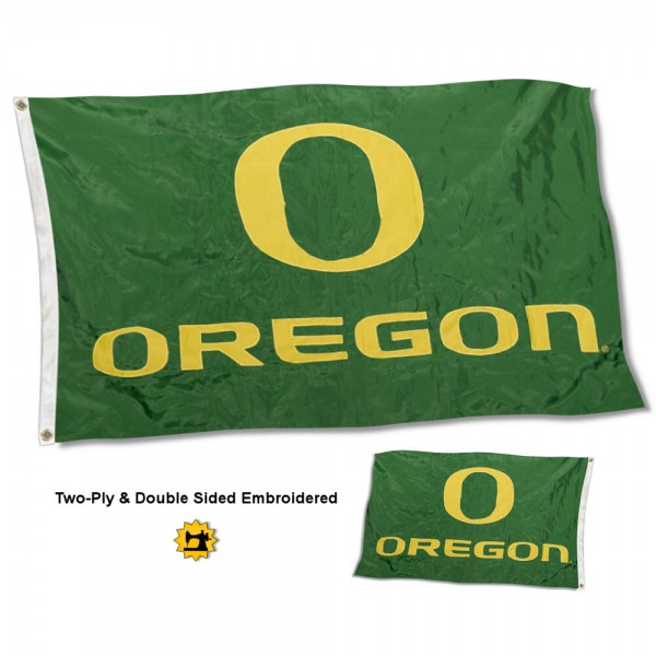 University of Oregon Flag - Stadium