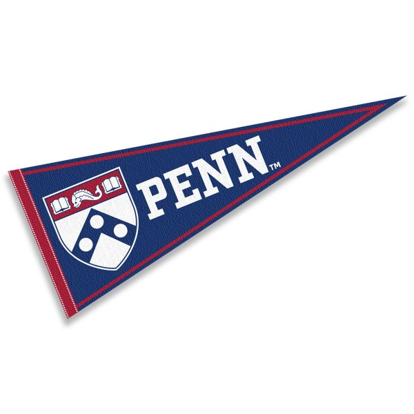 University of Pennsylvania Felt Pennant