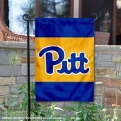 University of Pittsburgh Double Sided Garden Flag