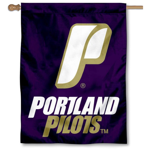 University of Portland House Flag