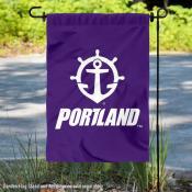 University of Portland Pilots Double Sided Garden Flag