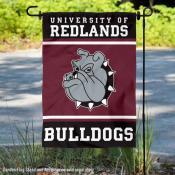 University of Redlands Bulldogs Garden Flag