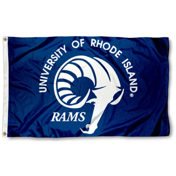 University of Rhode Island Flag