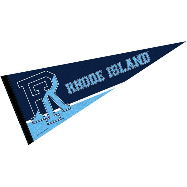 University of Rhode Island Rams Pennant