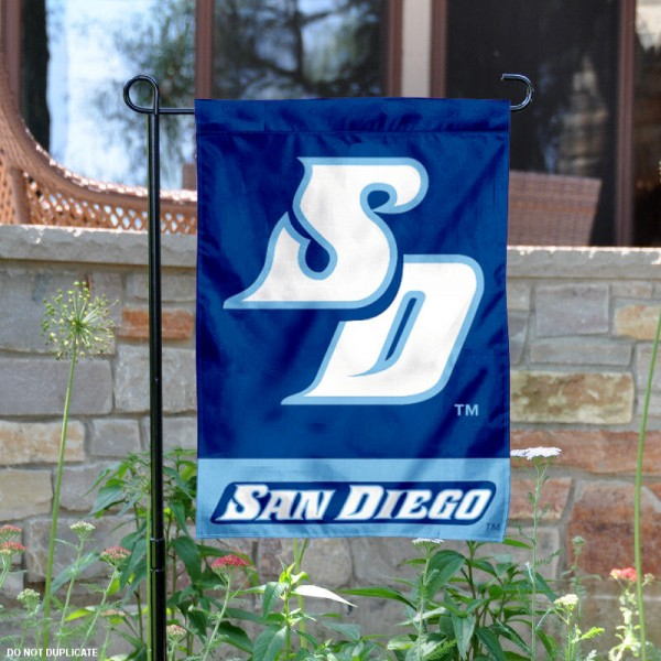 University of San Diego Garden Flag