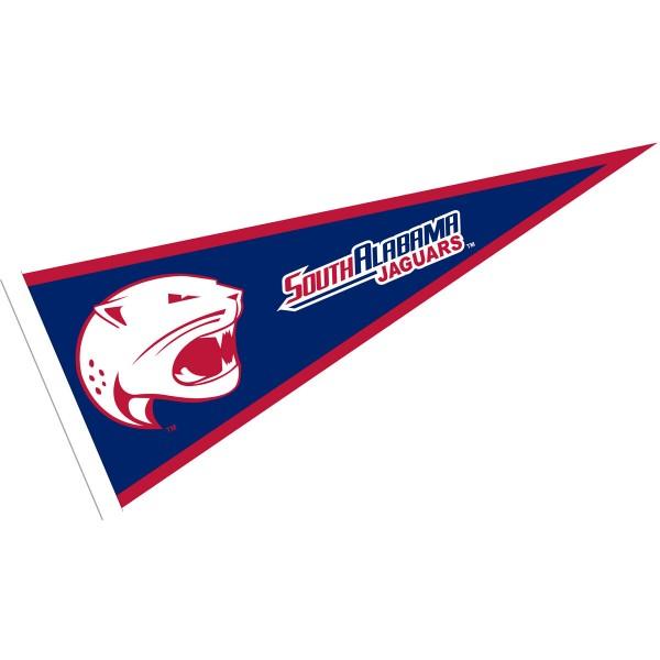University of South Alabama Jaguars Pennant