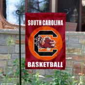 University of South Carolina Basketball Garden Flag