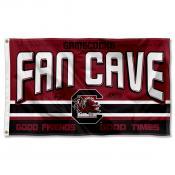 University of South Carolina Gamecocks Man Cave Dorm Room 3x5 Banner Flag
