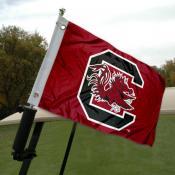 University of South Carolina Golf Cart Flag