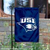 University of Southern Indiana Double Sided Garden Flag