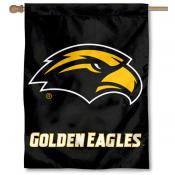 University of Southern Mississippi Logo House Flag