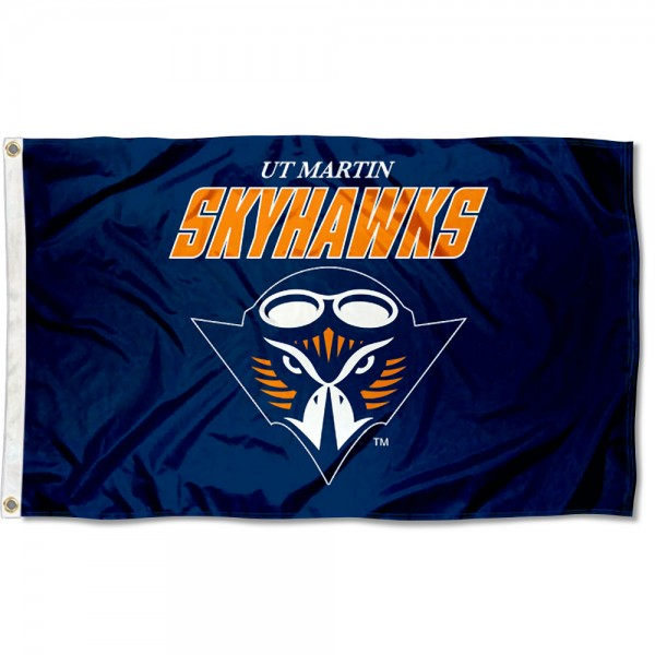 University of Tennessee at Martin Flag