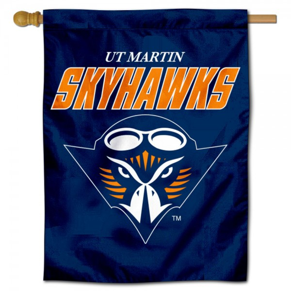 University of Tennessee at Martin House Flag