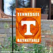 University of Tennessee Basketball Garden Flag
