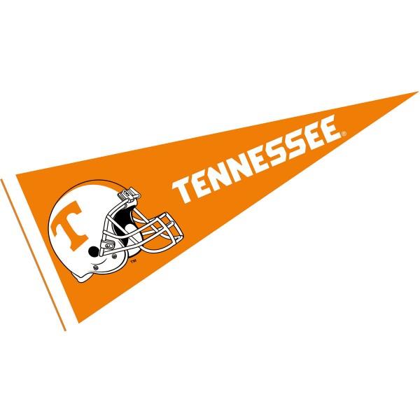 University of Tennessee Football Helmet Pennant