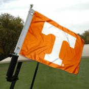 University of Tennessee Golf Cart Flag