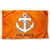 University of Tennessee Vol Navy Flag