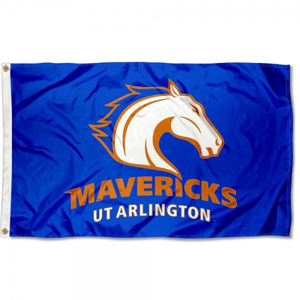 University of Texas at Arlington Flag