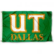 University of Texas at Dallas Flag