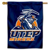 University of Texas El Paso House Flag