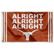 University of Texas Longhorns Alright Flag