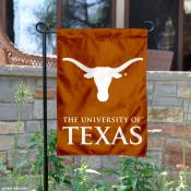 University of Texas Two Sided Garden Banner