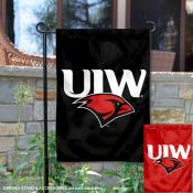 University of the Incarnate Word Dual Logo Double Sided Garden Flag