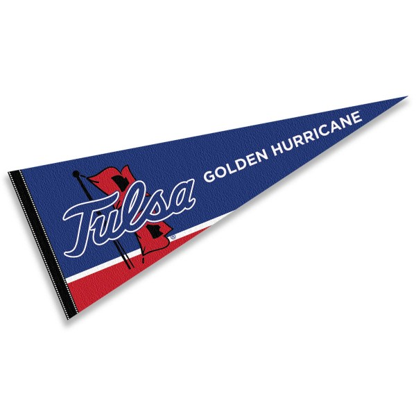University of Tulsa Pennant