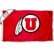 University of Utah 6x10 Large Flag