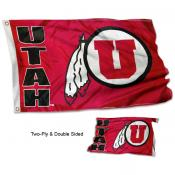 University of Utah Flag - Stadium